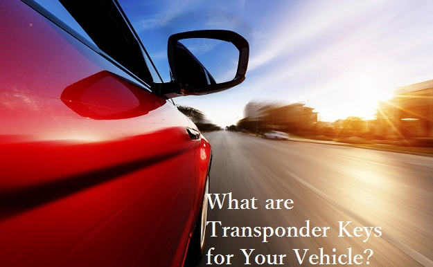 What Are Transponder Keys for Your Vehicle