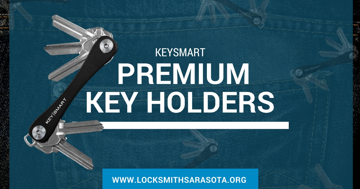 The KeySmart Premium Key Holders Innovative Key Organizer